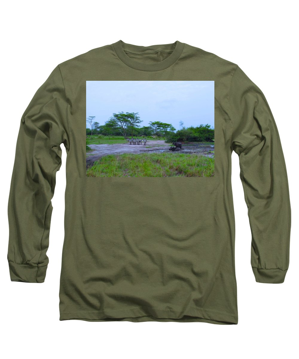 Exploramum Long Sleeve T-Shirts