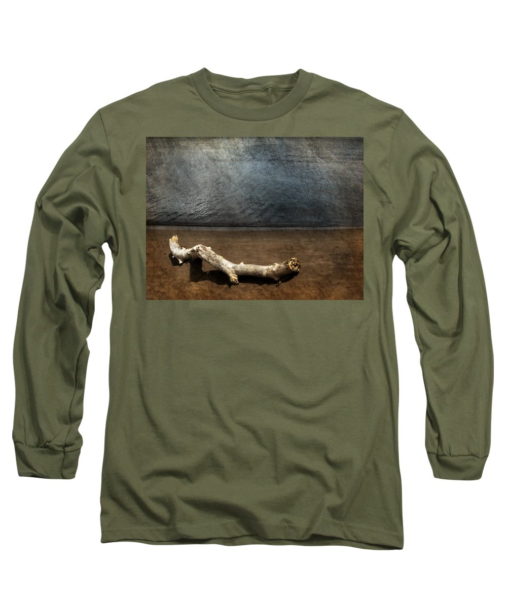 Ocean Long Sleeve T-Shirt featuring the photograph Where No One Knows My Name by Dana DiPasquale