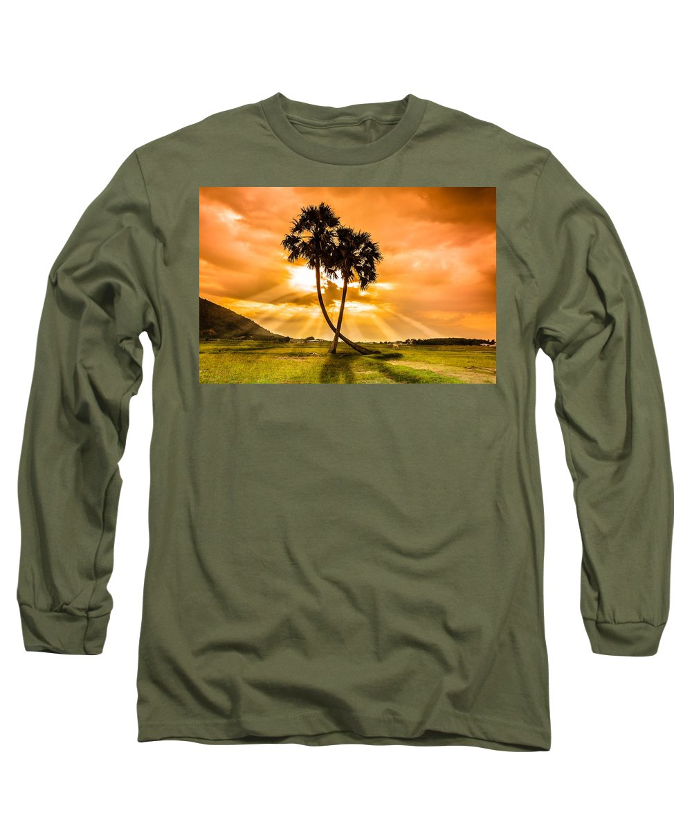 In Love Photographs Long Sleeve T-Shirts
