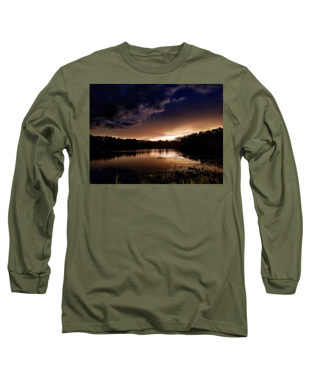 Landscapes Photographs Long Sleeve T-Shirts
