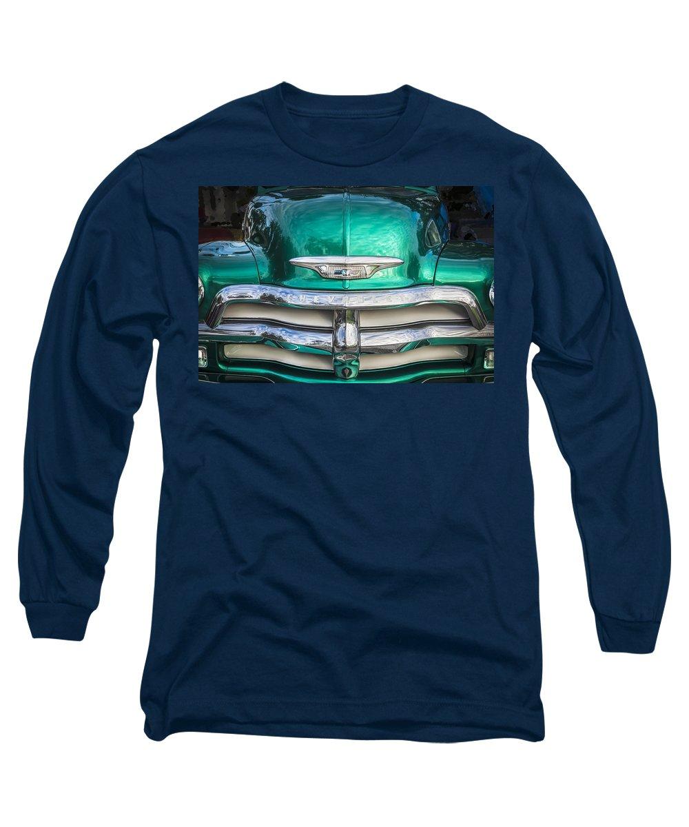 Dual Exhaust Long Sleeve T-Shirts