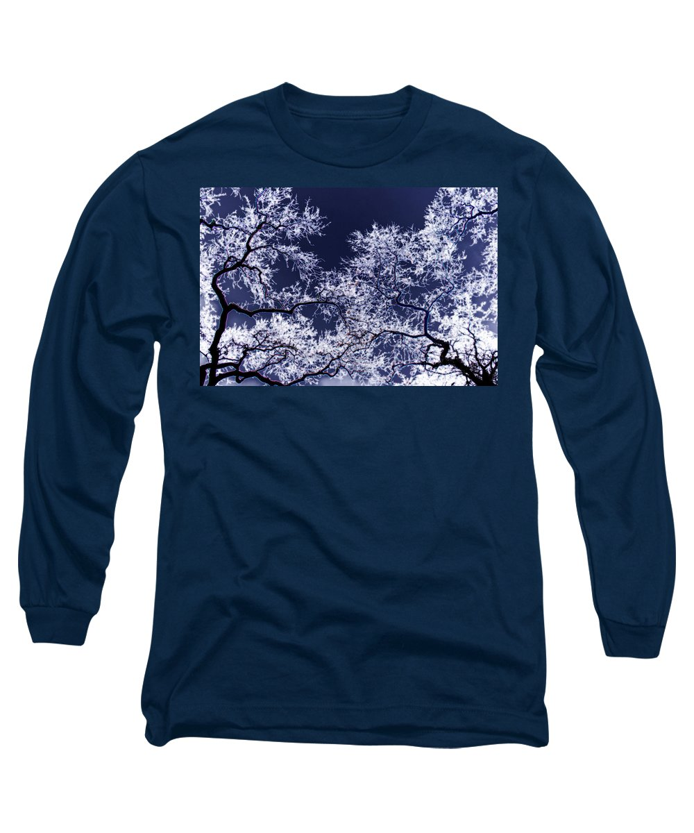 Tree Long Sleeve T-Shirt featuring the photograph Tree Fantasy 17 by Lee Santa