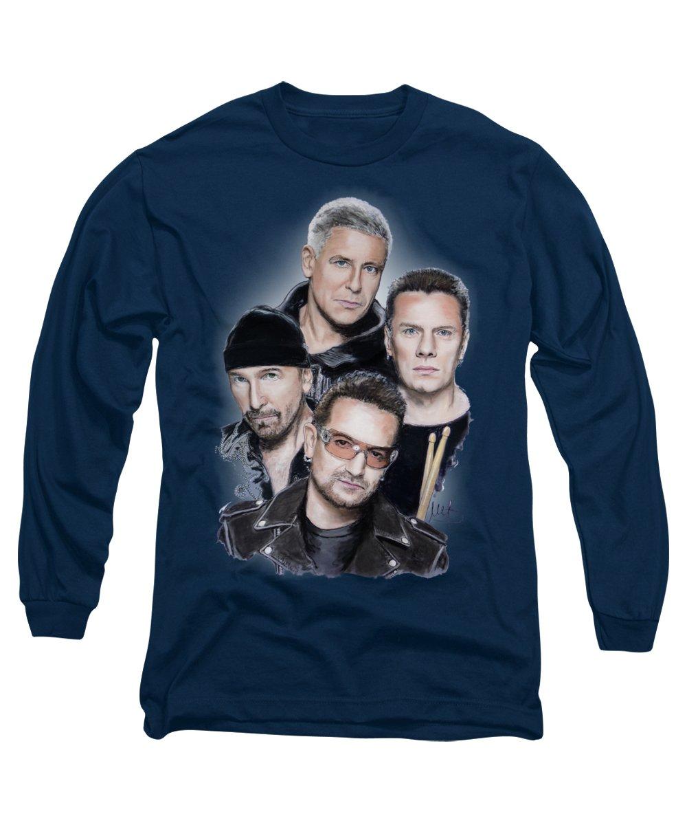 Clayton Long Sleeve T-Shirts