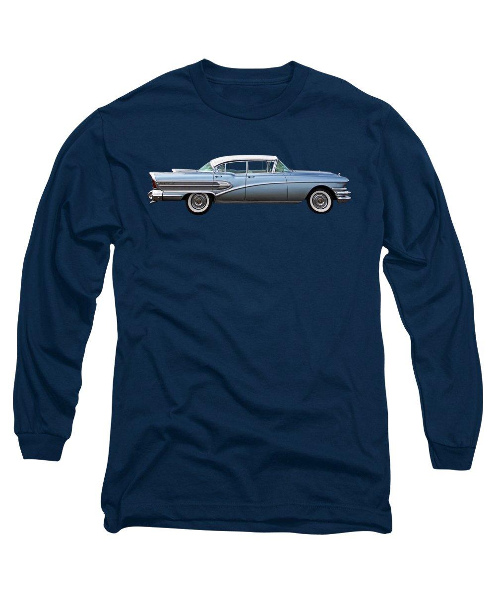1958 Photographs Long Sleeve T-Shirts