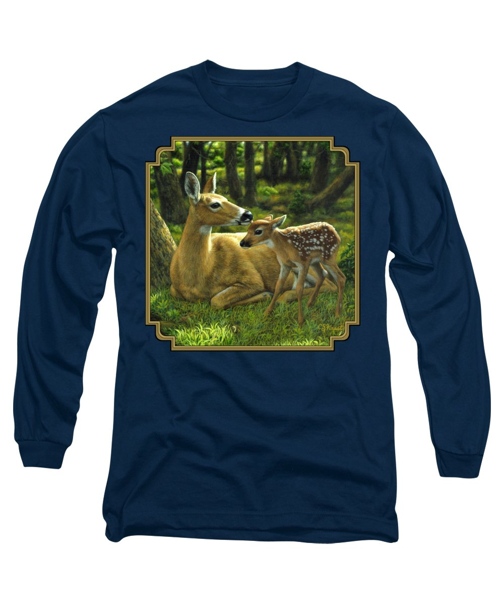 Doe Long Sleeve T-Shirts