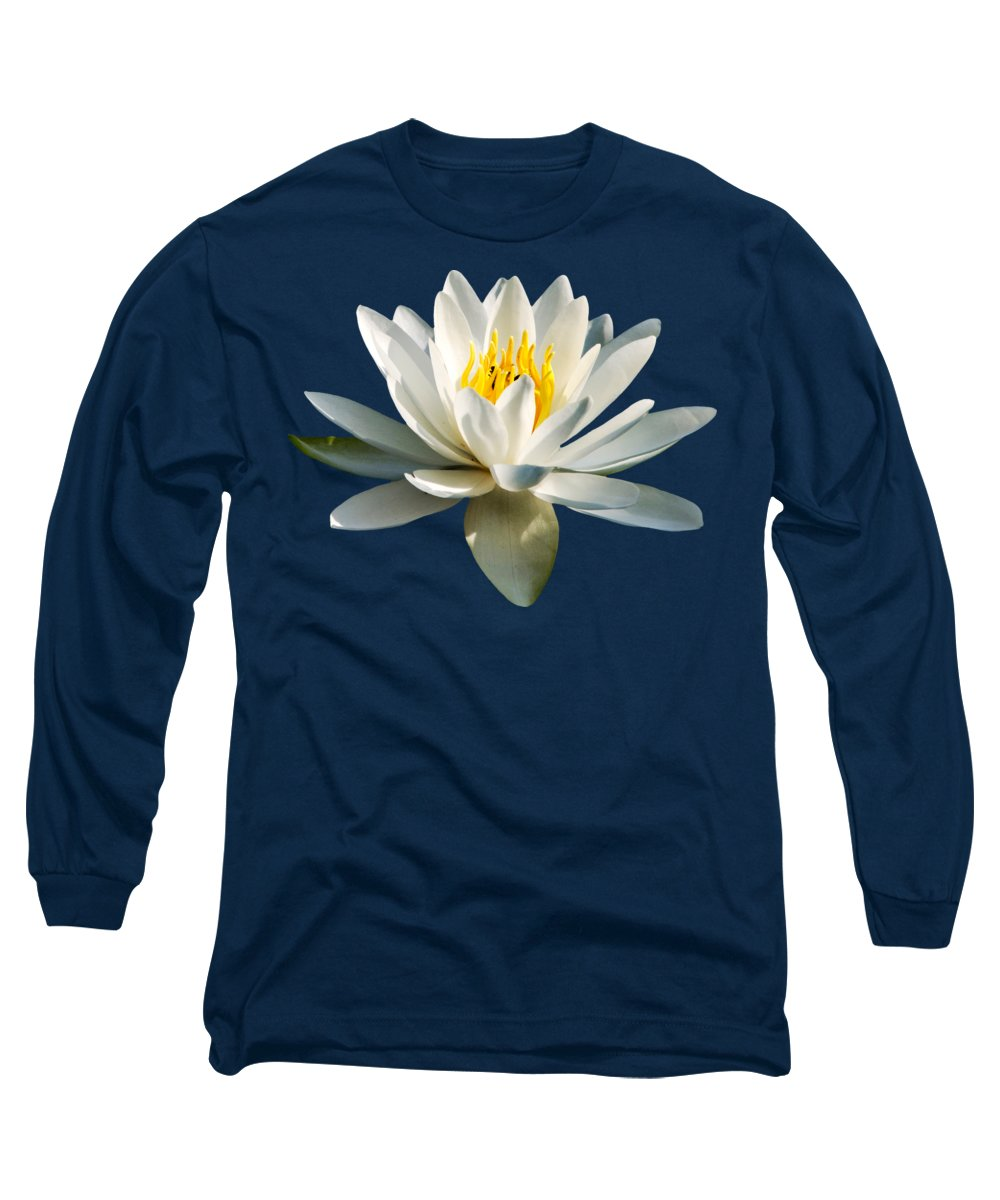 Tropical Plant Long Sleeve T-Shirts