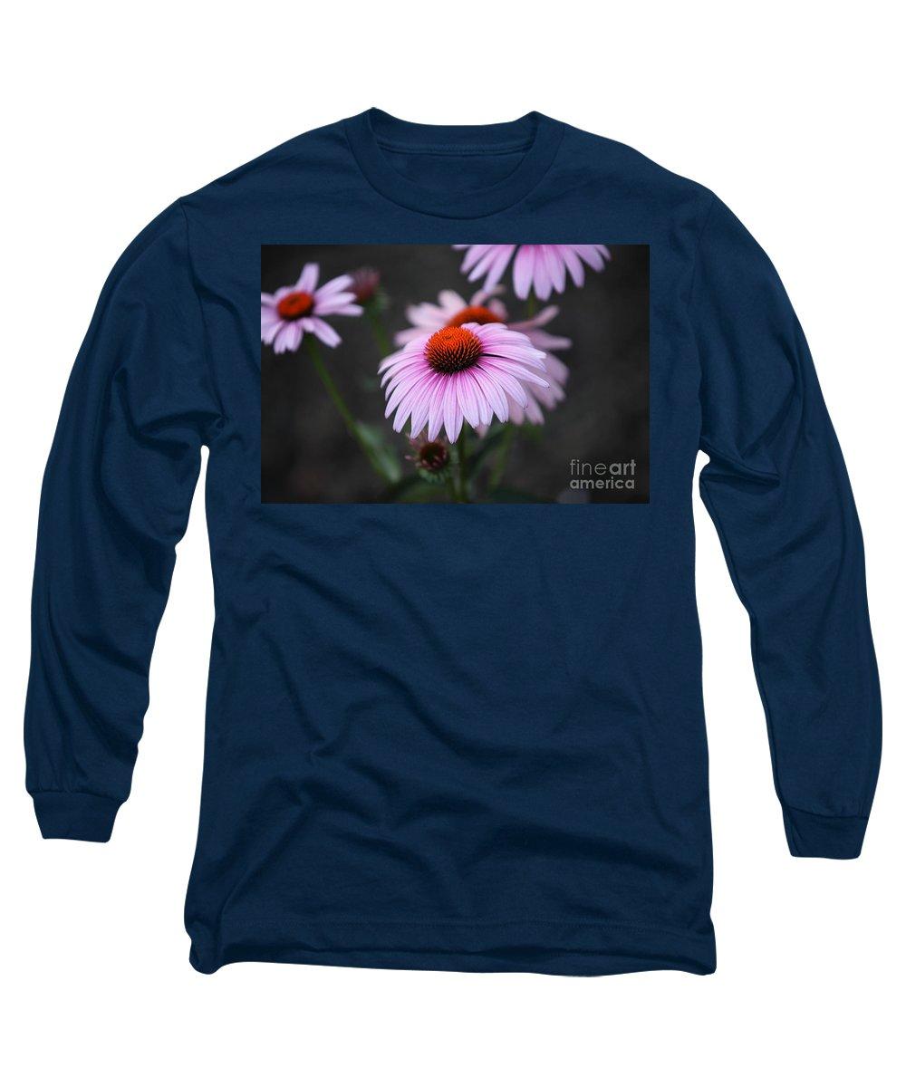 Alan Barcon Long Sleeve T-Shirt featuring the photograph Backyard Wonders by Amanda Barcon