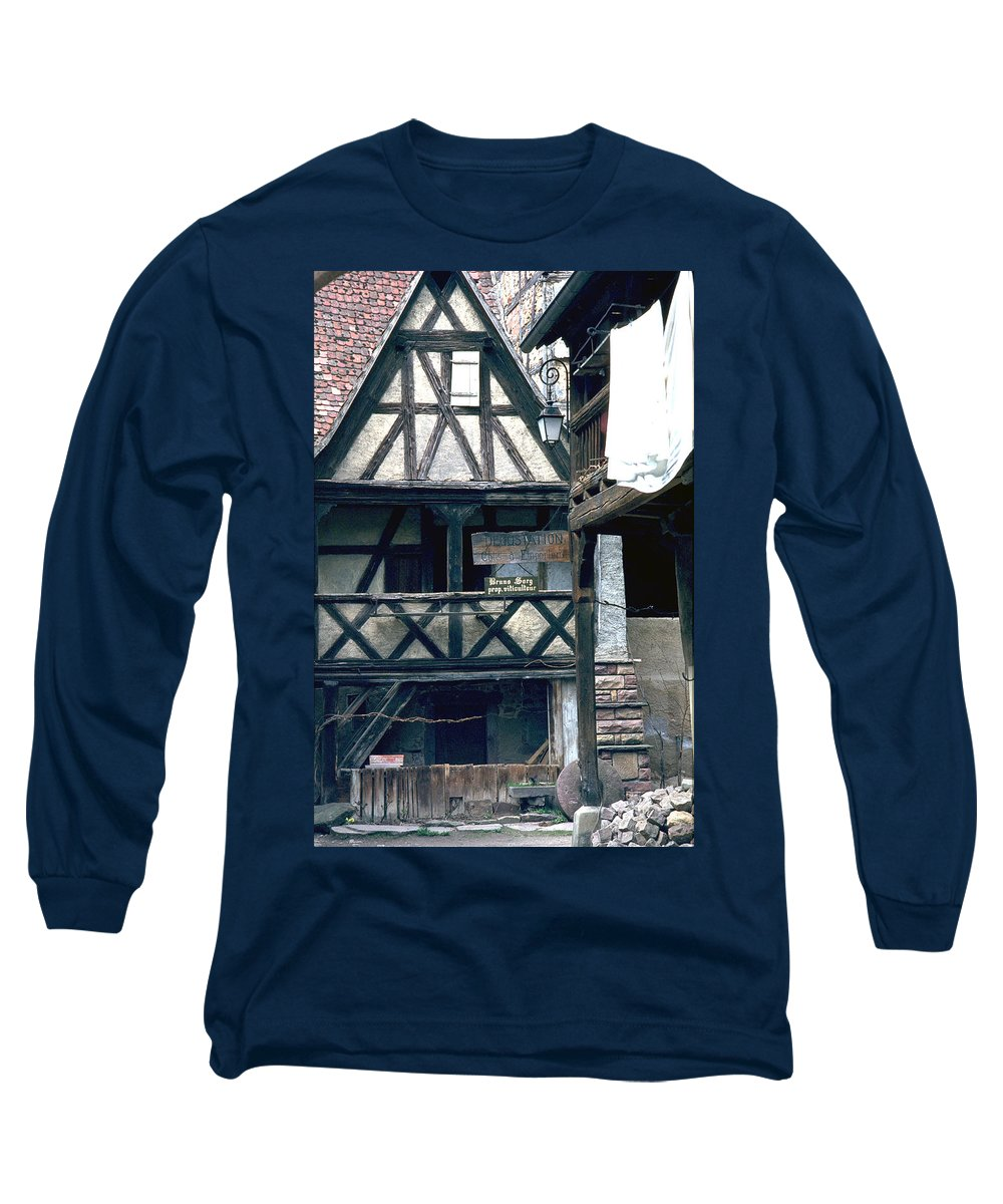 Colmar Long Sleeve T-Shirt featuring the photograph Colmar by Flavia Westerwelle