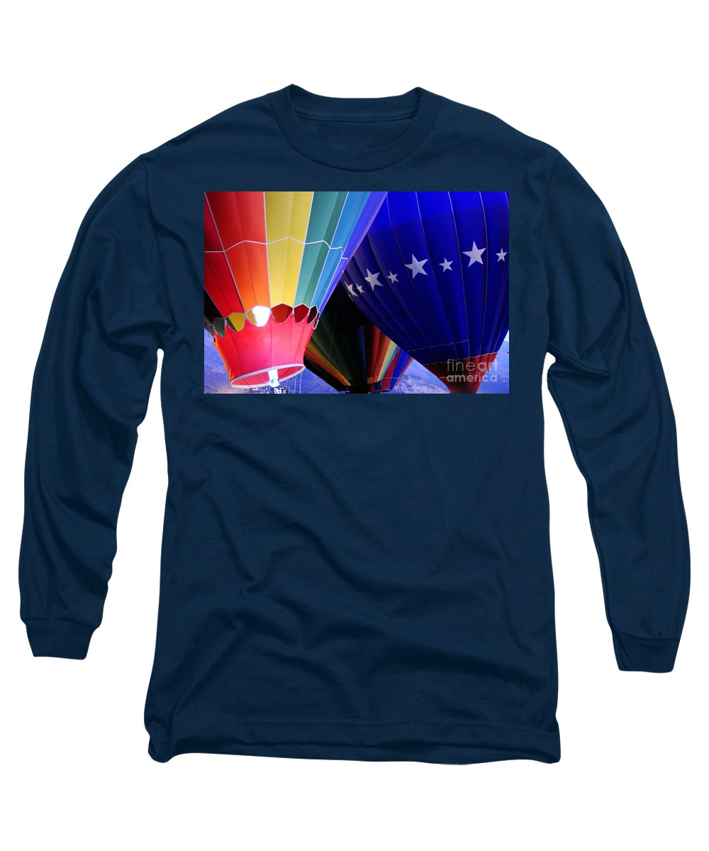 Clay Long Sleeve T-Shirt featuring the photograph Glowing by Clayton Bruster