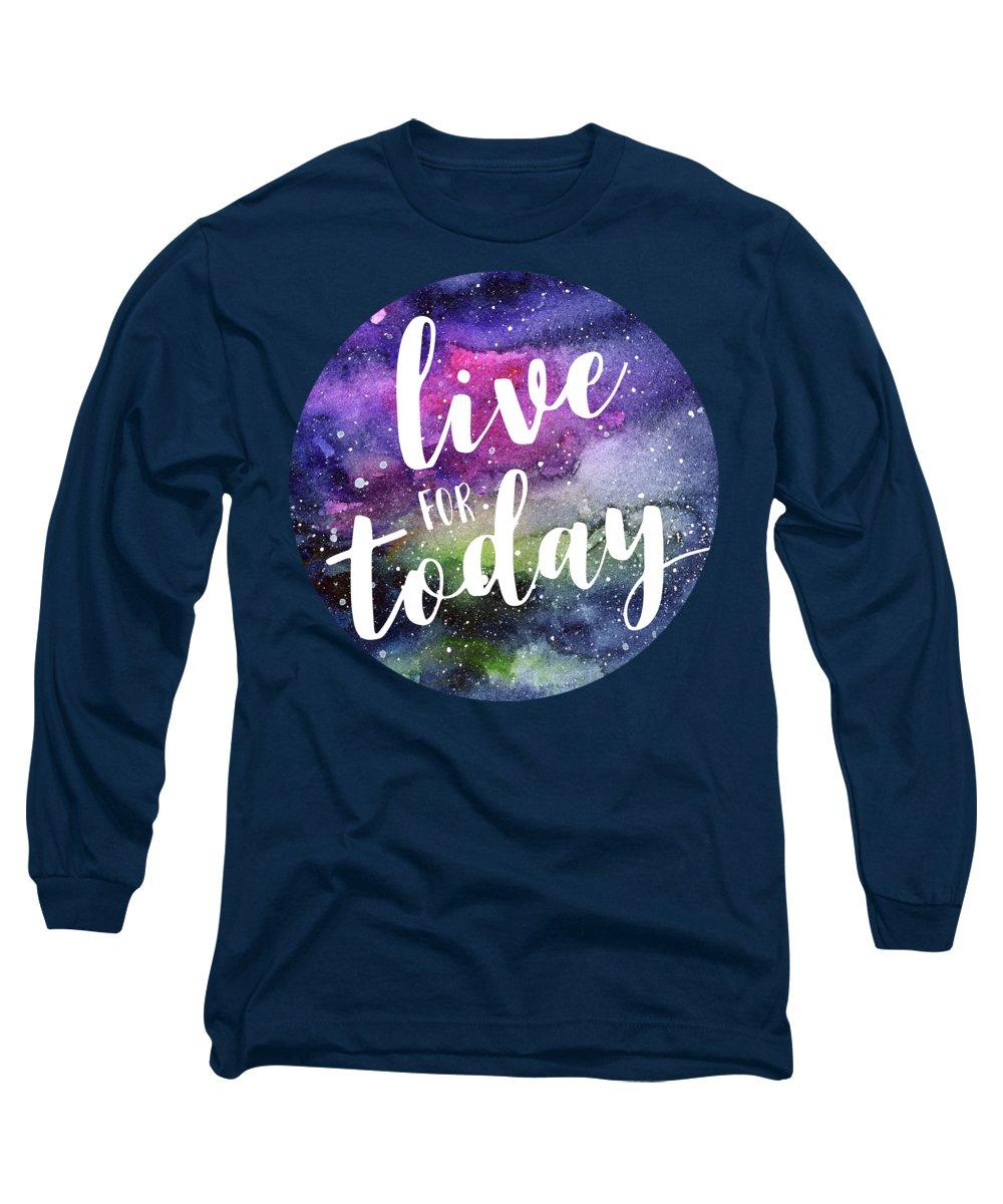 Live Long Sleeve T-Shirts