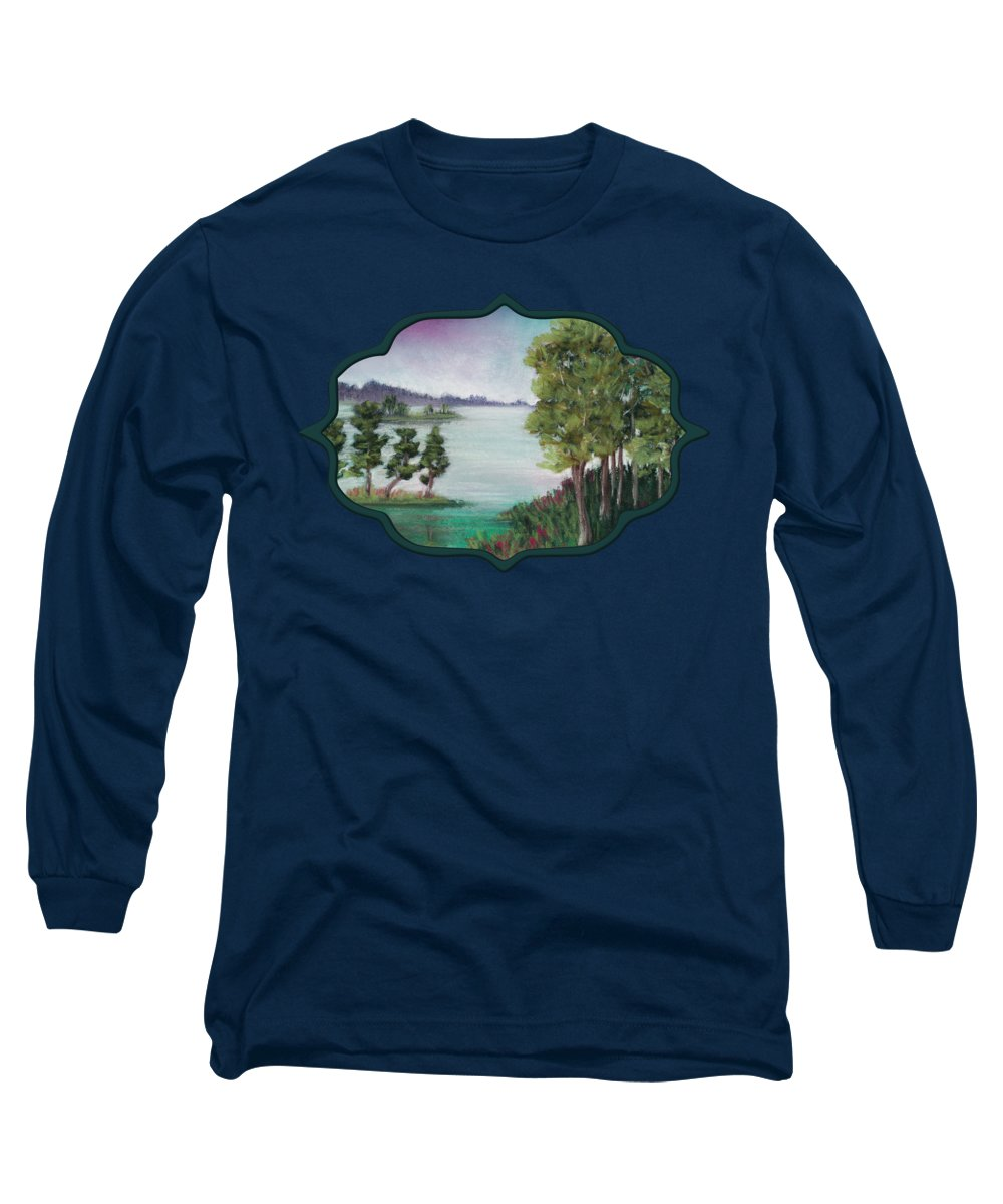 Deep Thought Long Sleeve T-Shirts