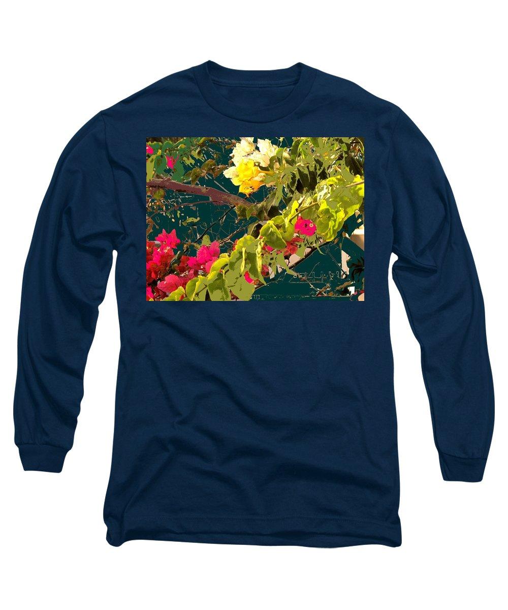 Long Sleeve T-Shirt featuring the photograph Monica by Ian MacDonald