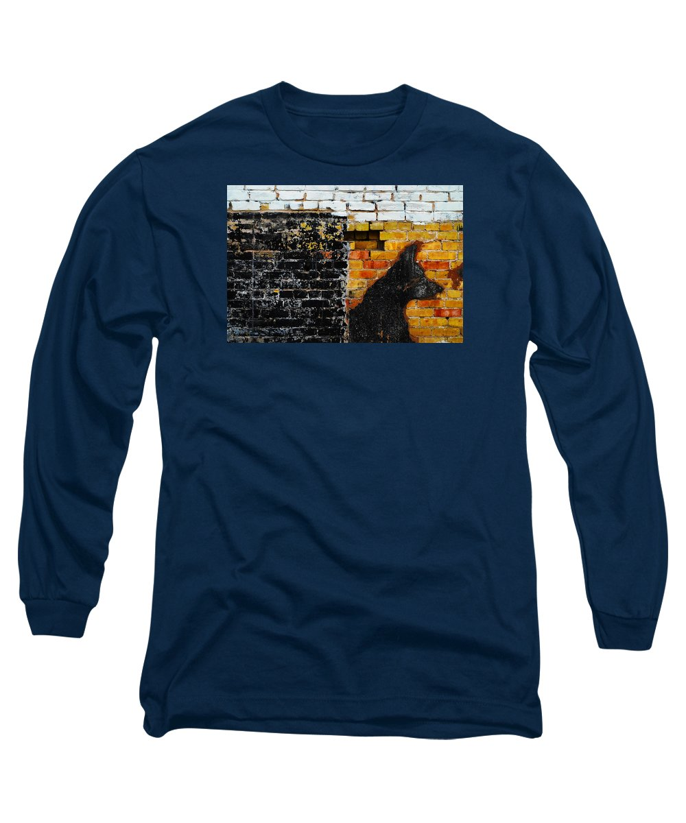 Skip Hunt Long Sleeve T-Shirt featuring the photograph Omen by Skip Hunt