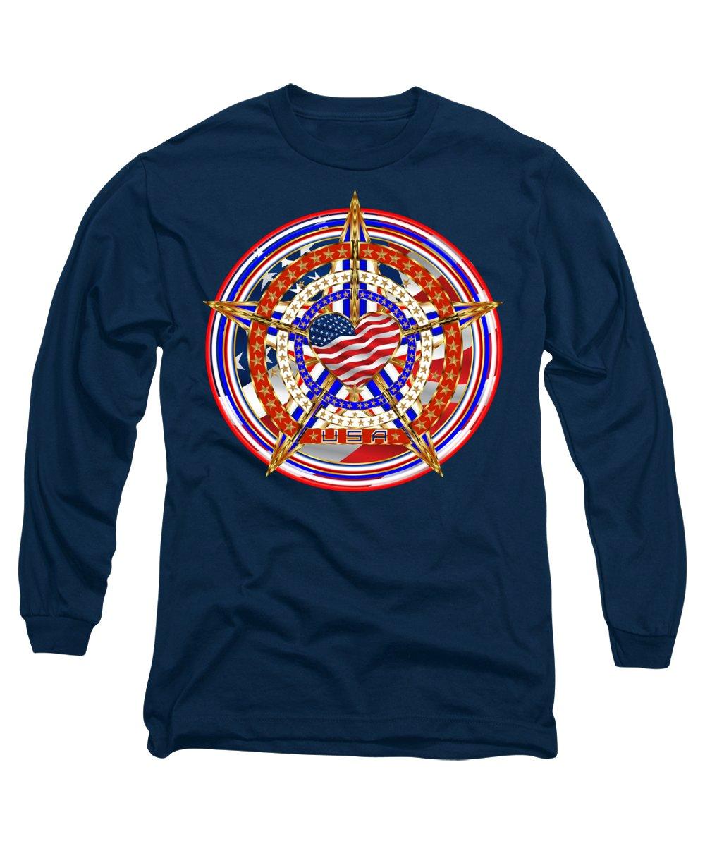 Whitehouse Long Sleeve T-Shirts