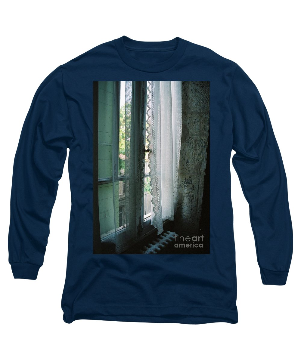 Arles Long Sleeve T-Shirt featuring the photograph Rest by Nadine Rippelmeyer