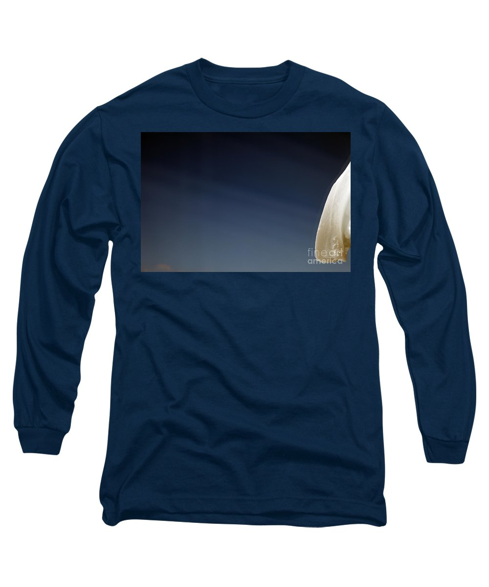 Snow Long Sleeve T-Shirt featuring the photograph Snow Day by Amanda Barcon