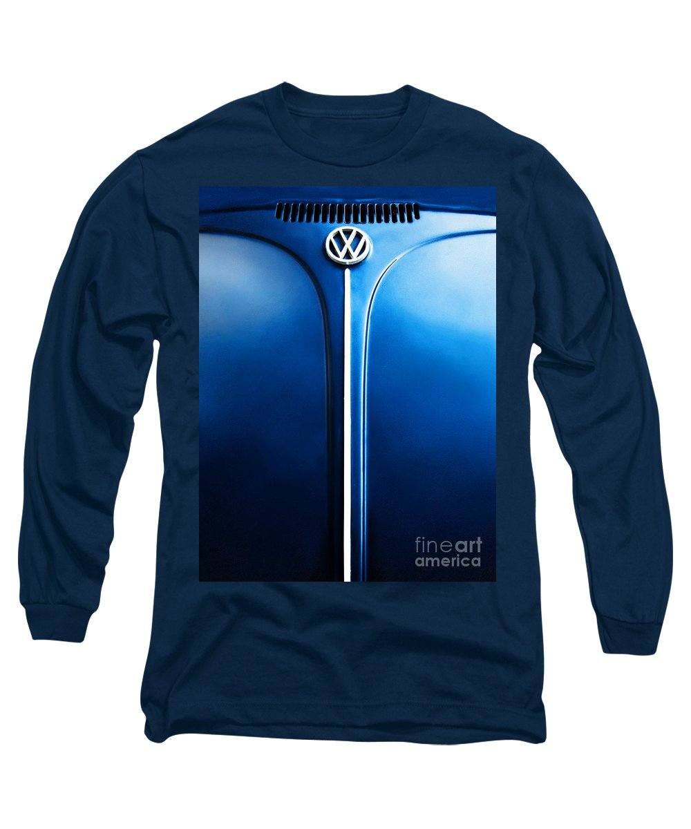 Blue Long Sleeve T-Shirt featuring the photograph Summer 1976 by Dana DiPasquale