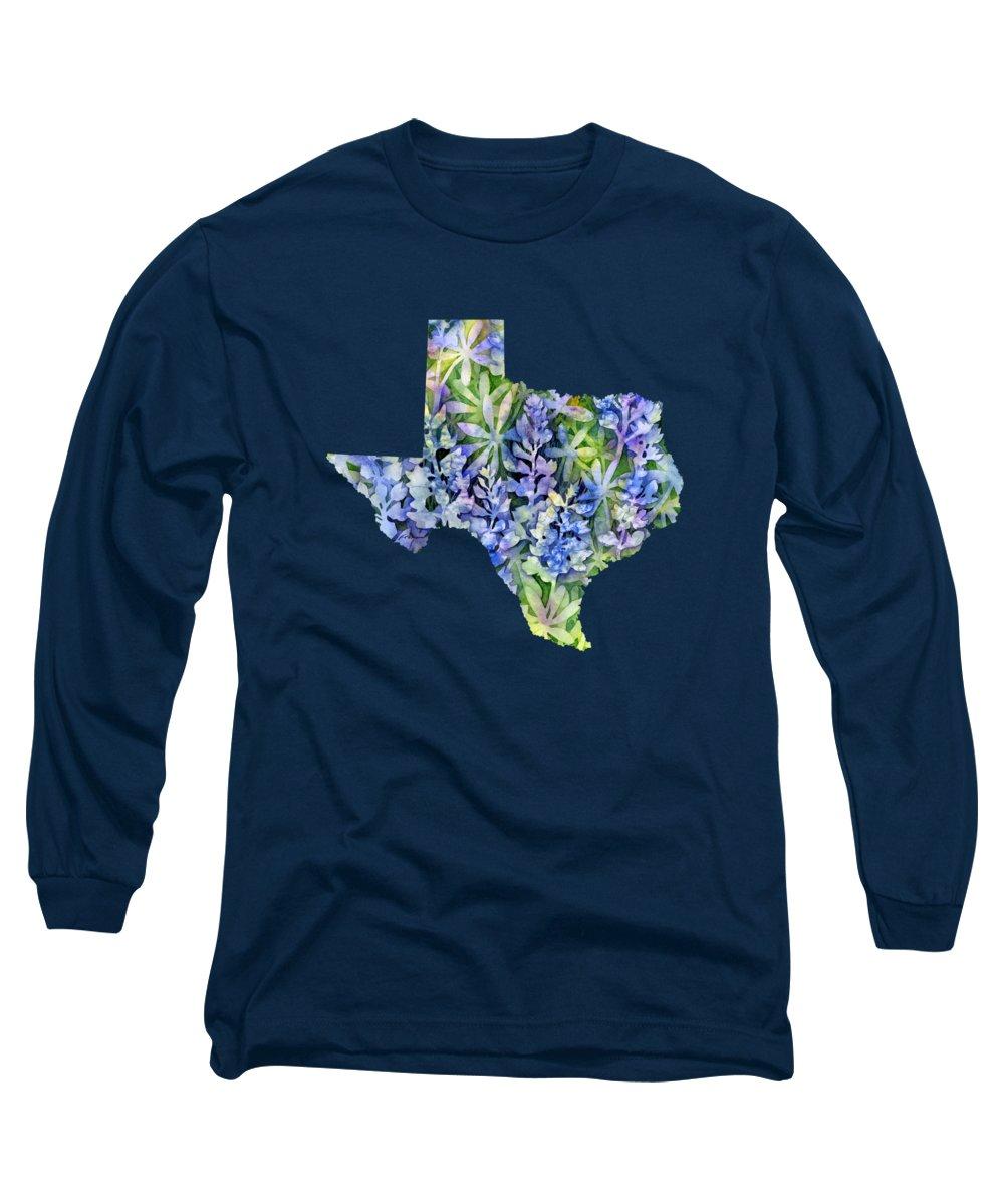 Wildflower Long Sleeve T-Shirts