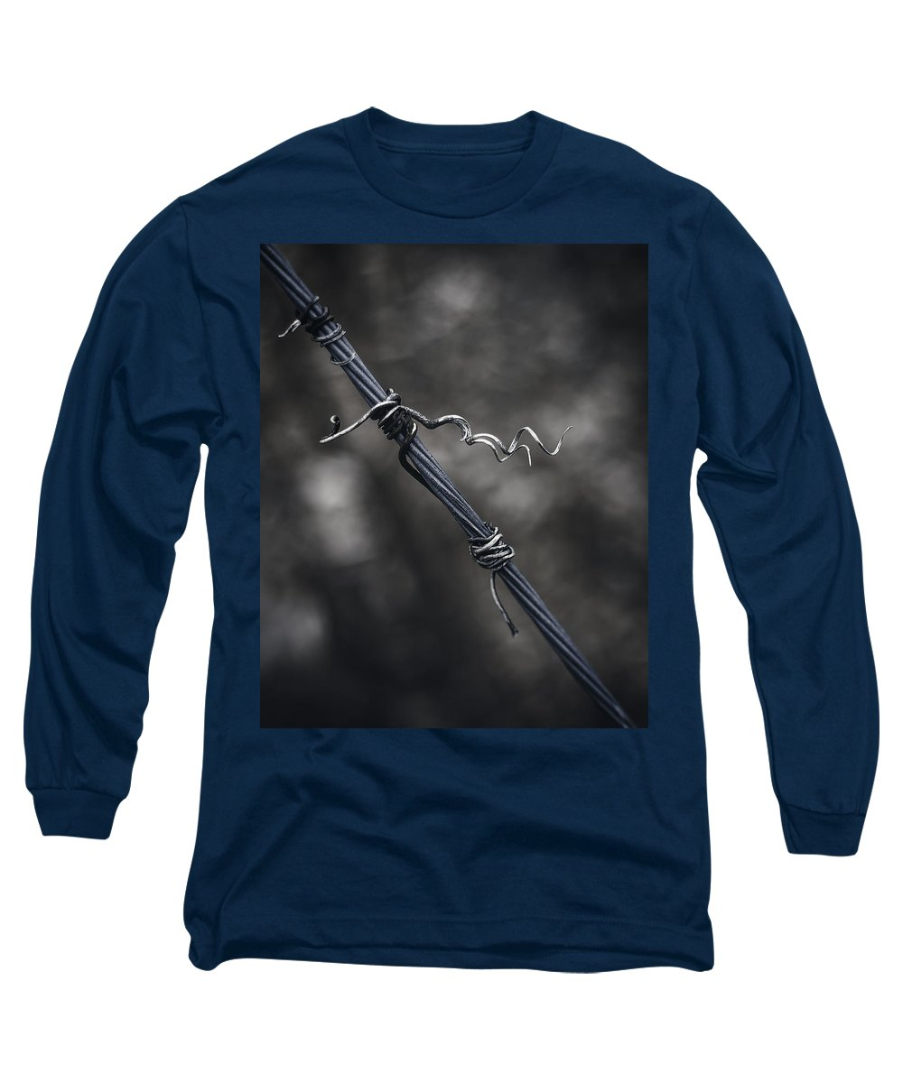 365 Project Long Sleeve T-Shirt featuring the photograph Twisted by Scott Norris