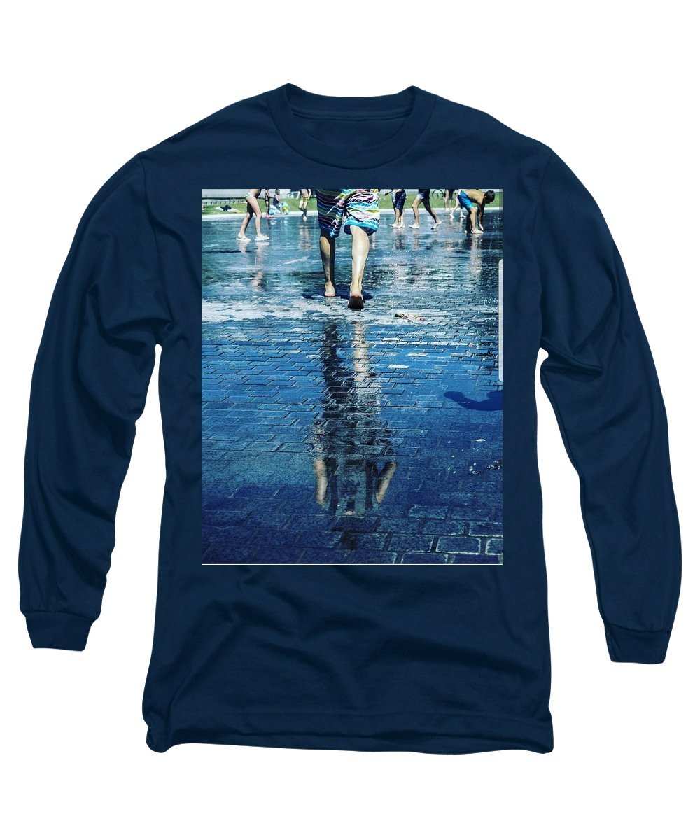 Swim Long Sleeve T-Shirts