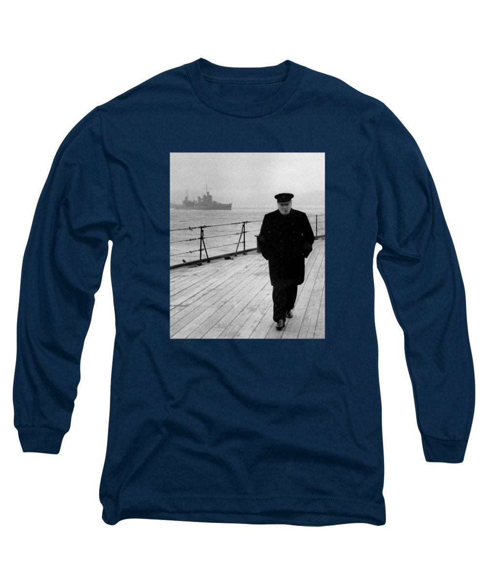 Boat Long Sleeve T-Shirts
