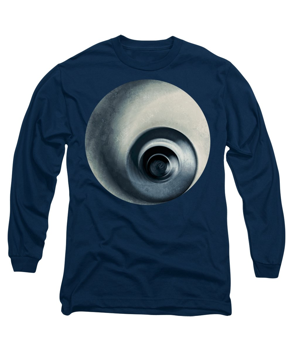 Spiral Staircase Photographs Long Sleeve T-Shirts