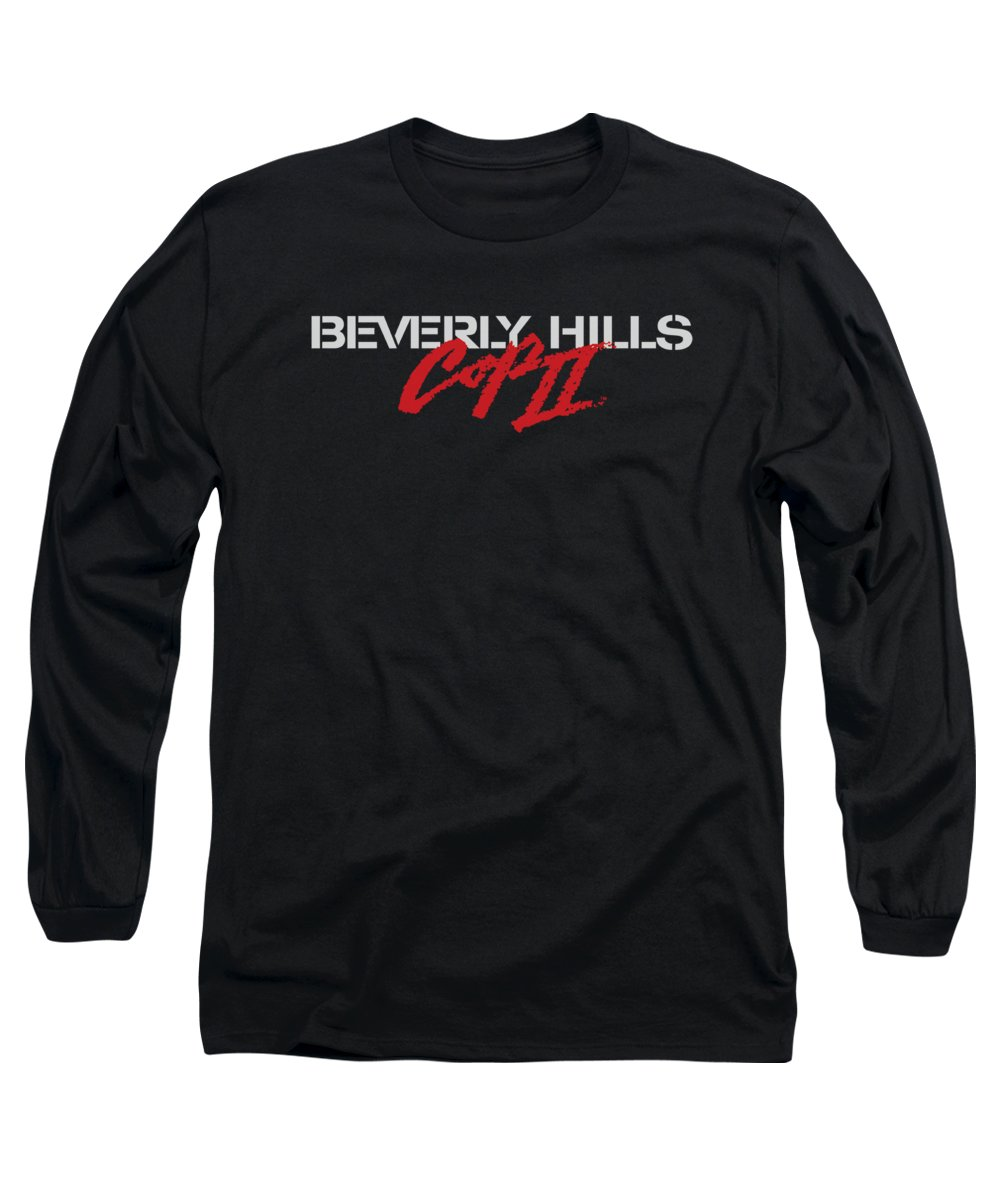 Beverly Hills Long Sleeve T-Shirts