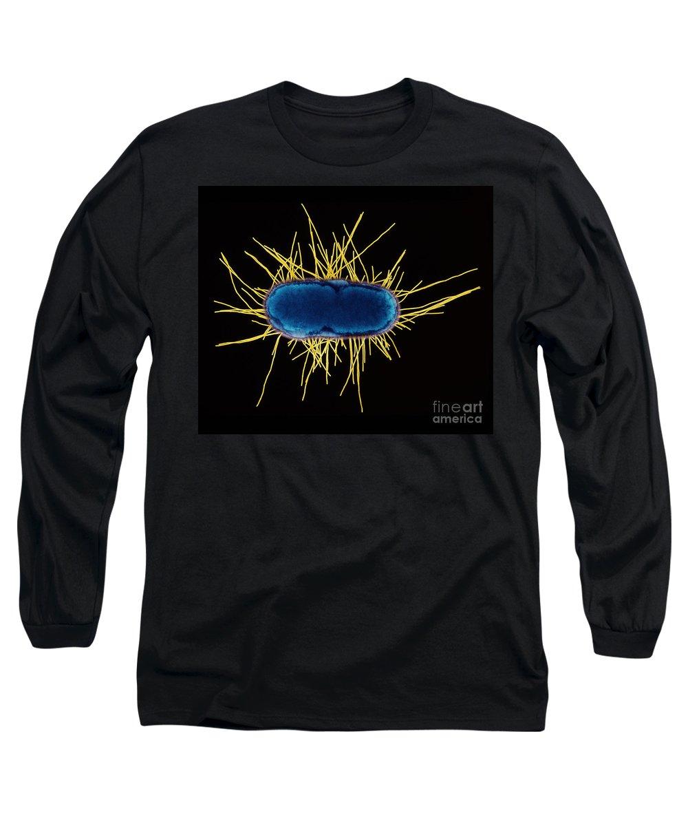 Escherichia Coli Long Sleeve T-Shirts