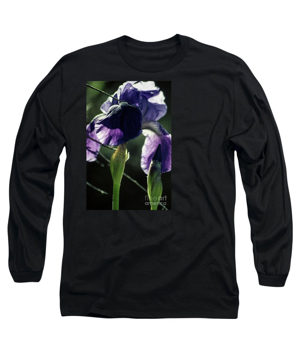 Flowers Long Sleeve T-Shirt featuring the photograph Spring's Gift by Kathy McClure