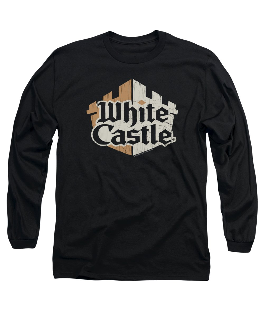 Castle Long Sleeve T-Shirts