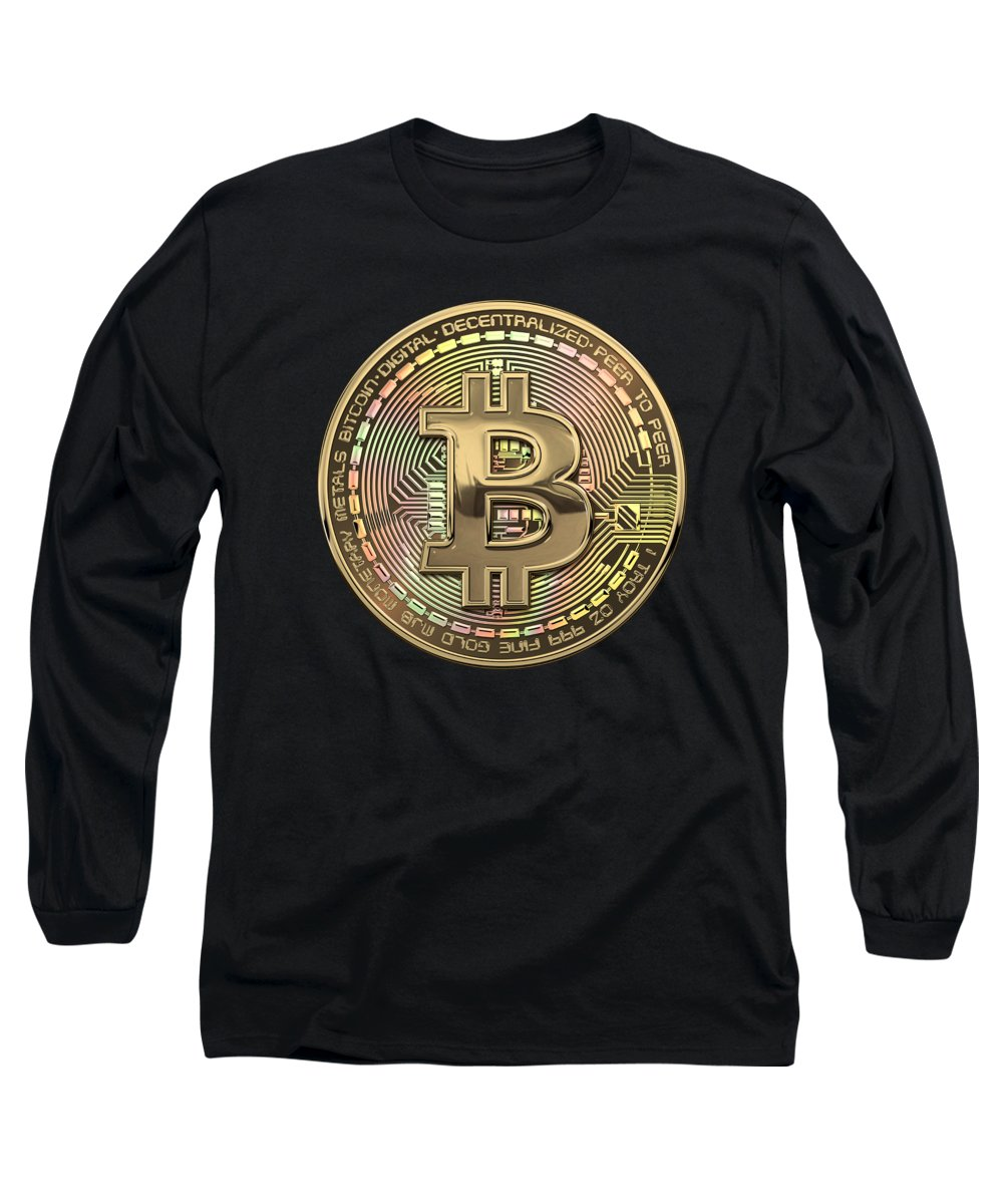 Currency Long Sleeve T-Shirts