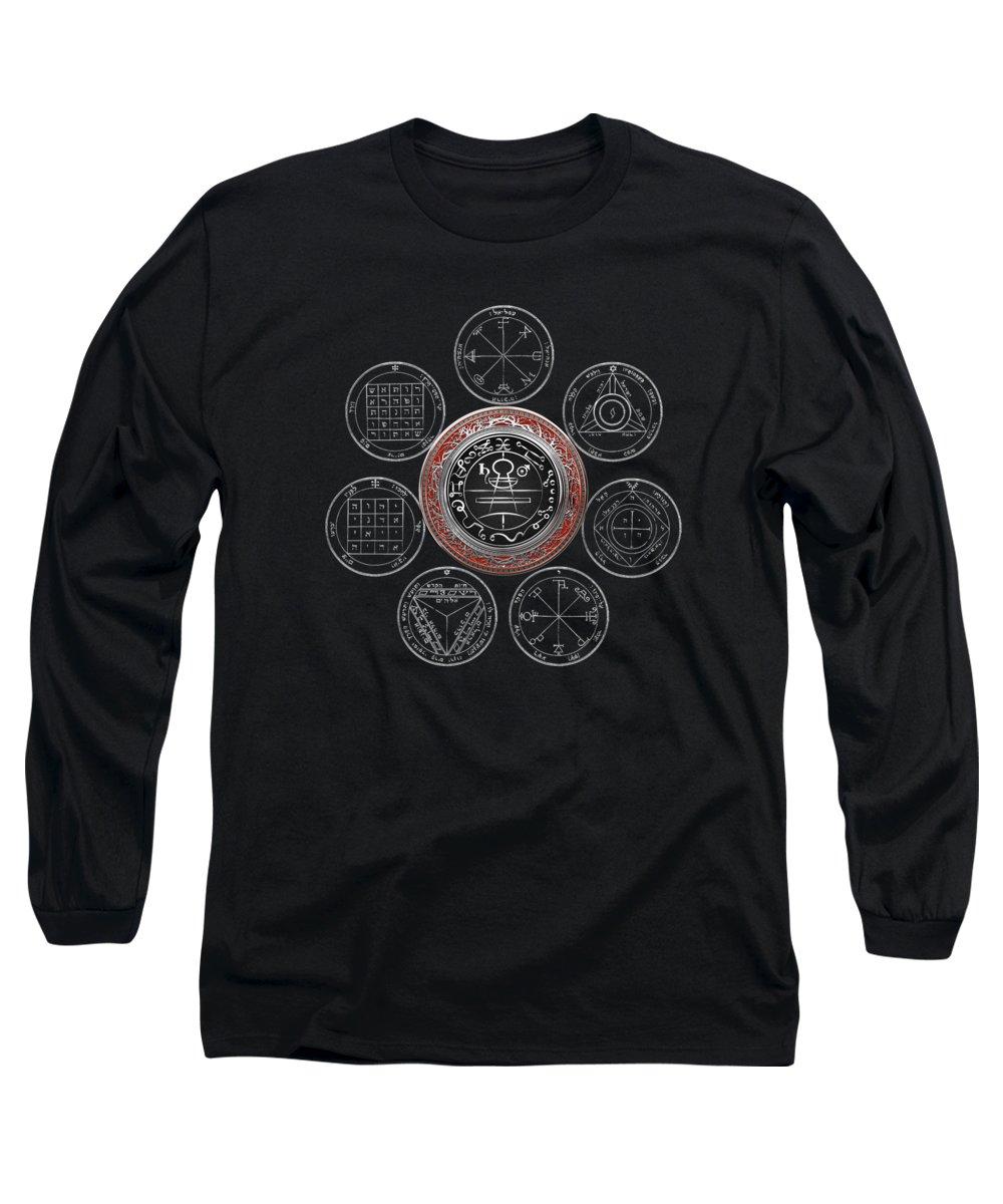 Holy Symbol Long Sleeve T-Shirts
