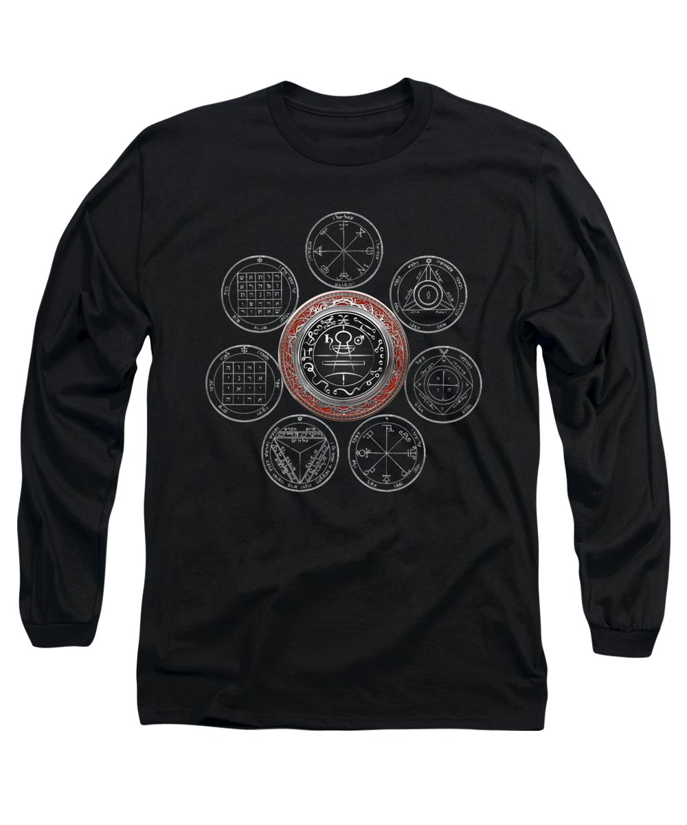 Holy Symbol Long Sleeve T-Shirts