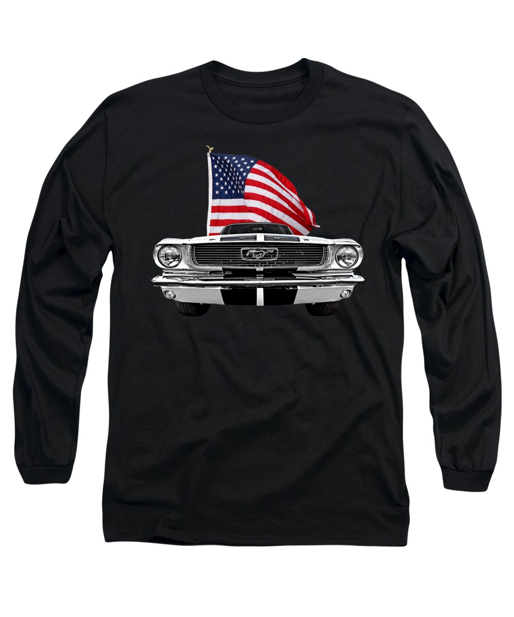 Independence Photographs Long Sleeve T-Shirts
