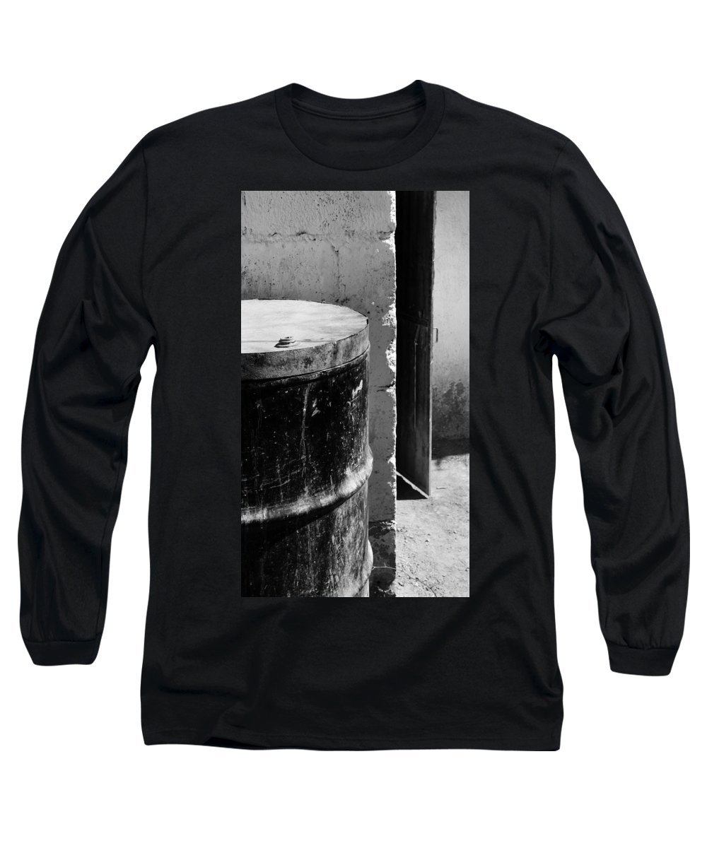 Skip Hunt Long Sleeve T-Shirt featuring the photograph Agua by Skip Hunt