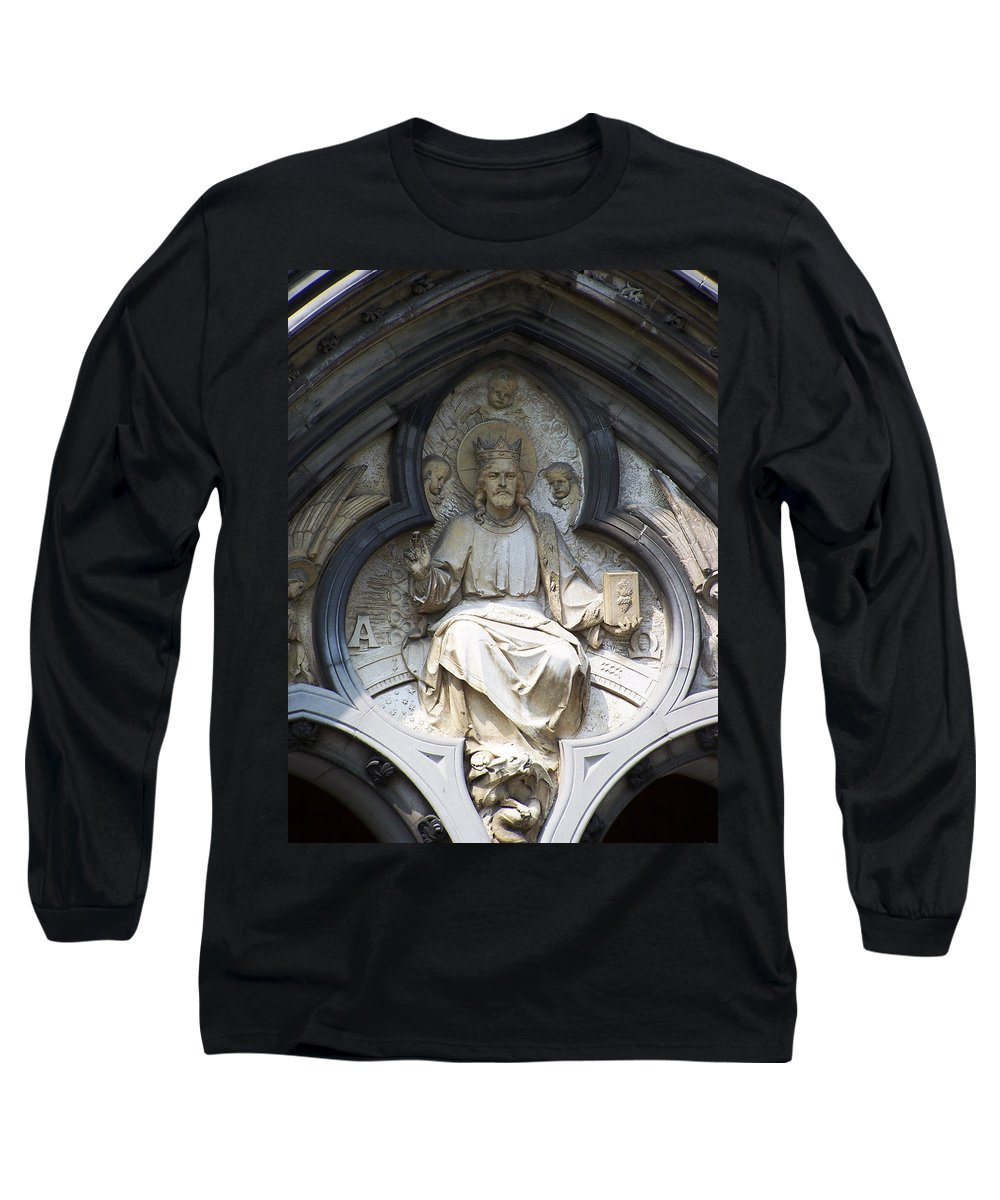 Ireland Long Sleeve T-Shirt featuring the photograph Alpha And Omega by Teresa Mucha
