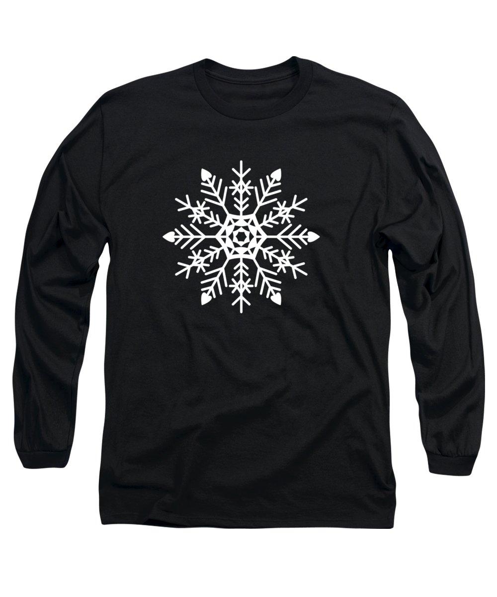 Winter Snow Long Sleeve T-Shirts