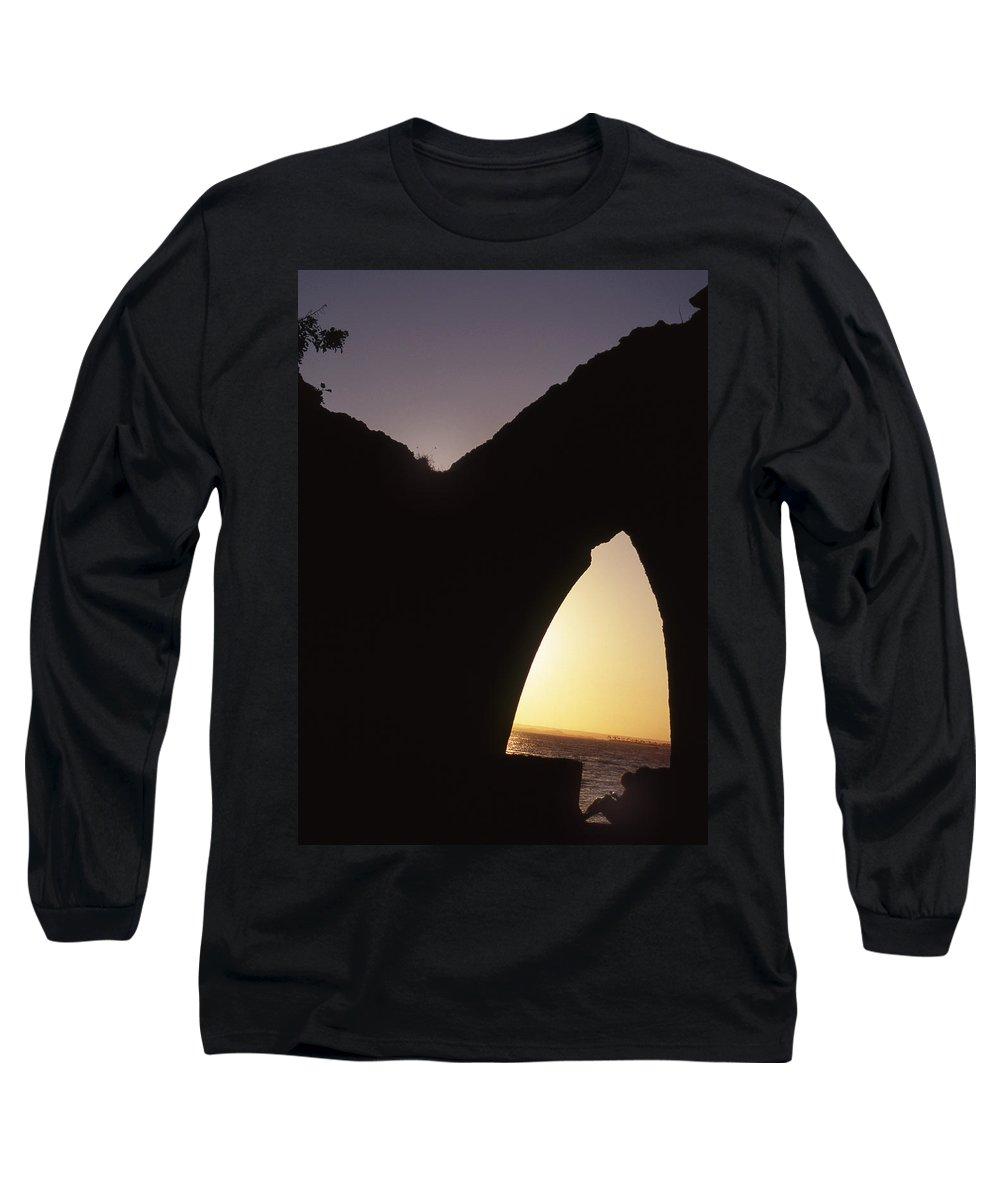 Bahia Long Sleeve T-Shirt featuring the photograph Bahian Sunset by Patrick Klauss
