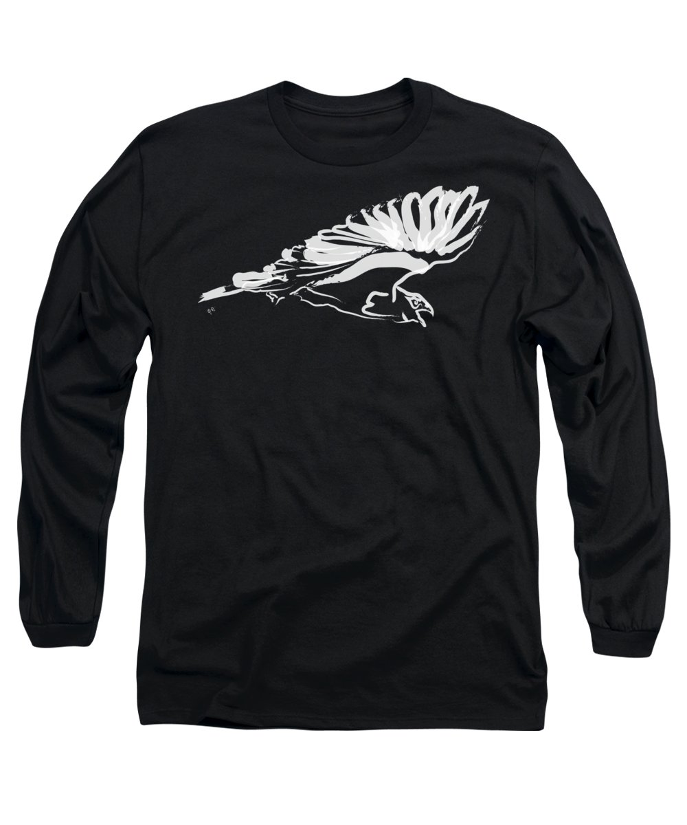 Buzzard Long Sleeve T-Shirts