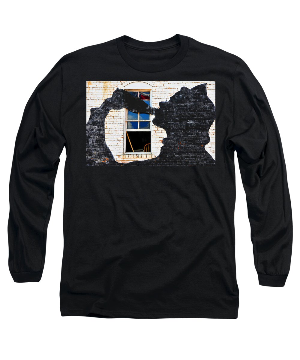 Photography Long Sleeve T-Shirt featuring the photograph Black Betty by Skip Hunt