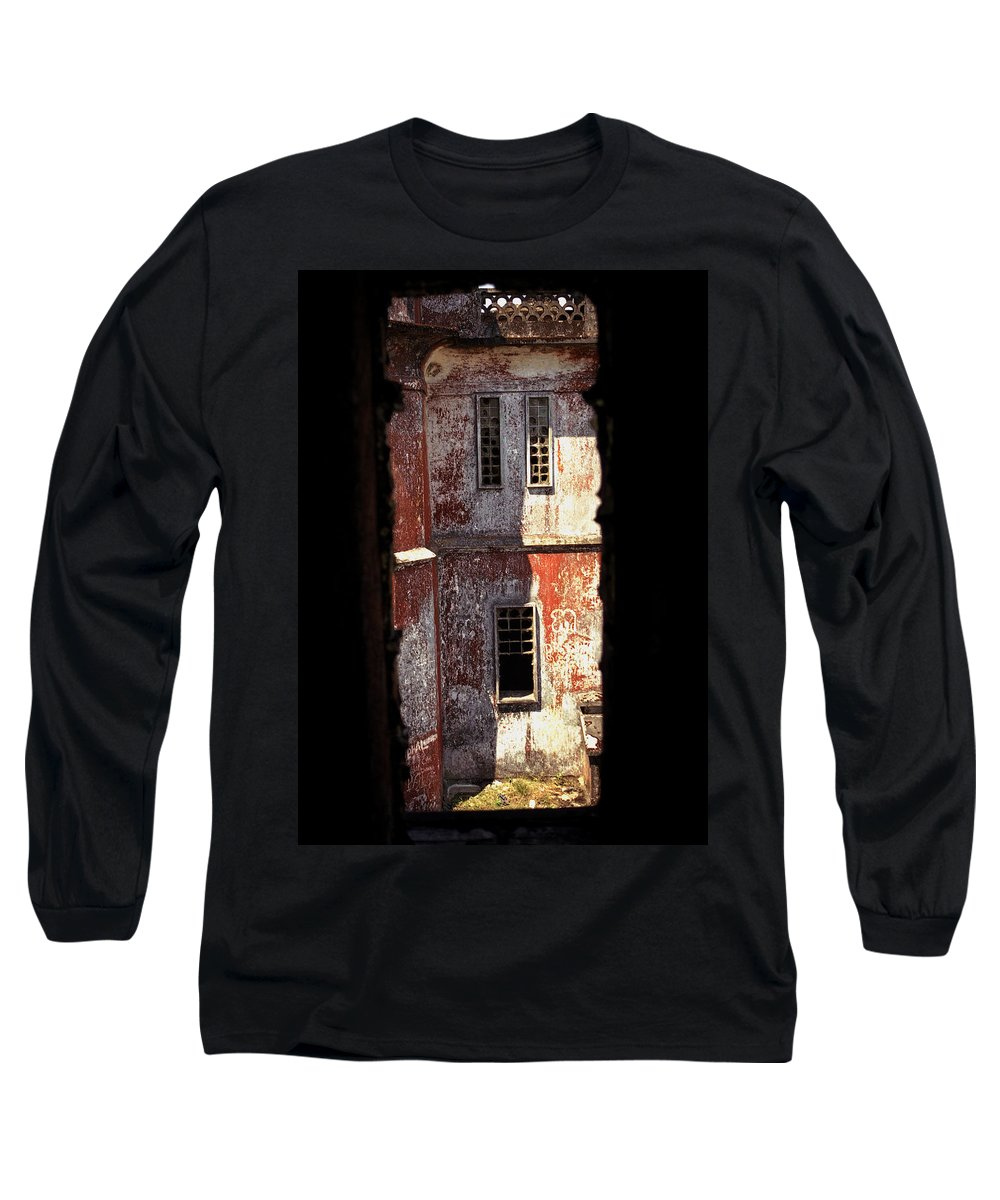 Bokor Long Sleeve T-Shirt featuring the photograph Bokor by Patrick Klauss