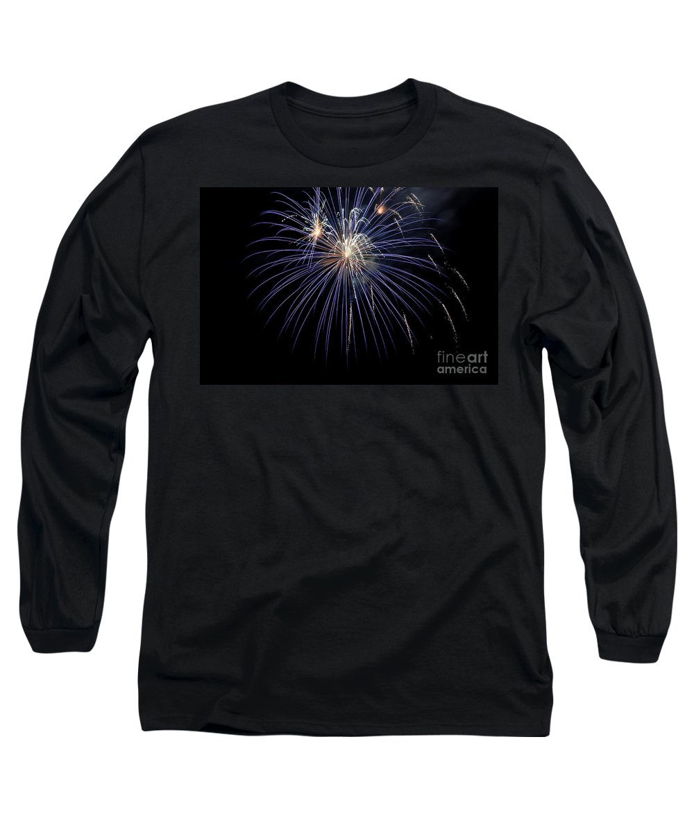 Clay Long Sleeve T-Shirt featuring the photograph Burst by Clayton Bruster