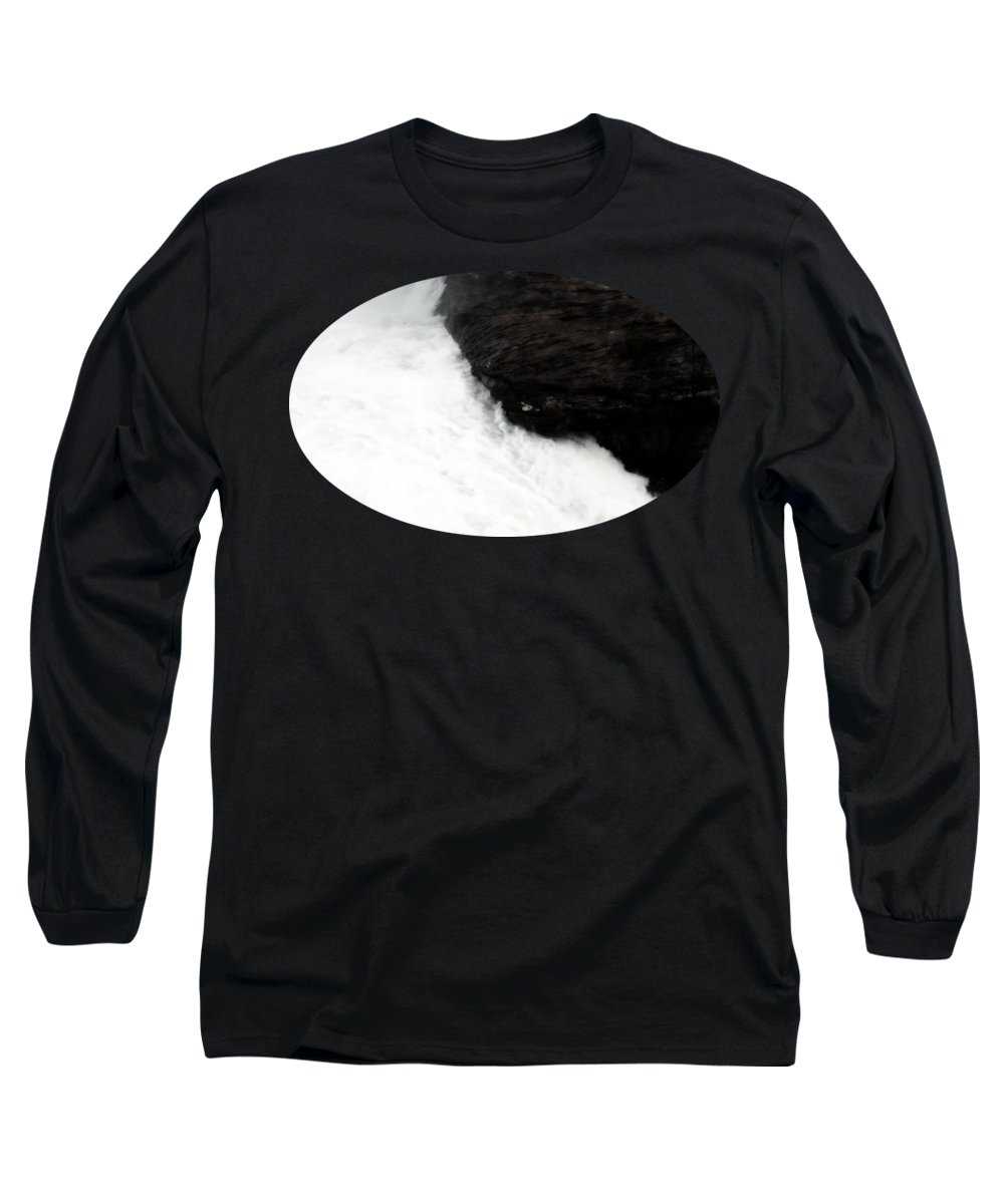 Carved In Stone Long Sleeve T-Shirt featuring the photograph Carved In Stone by Anita Faye