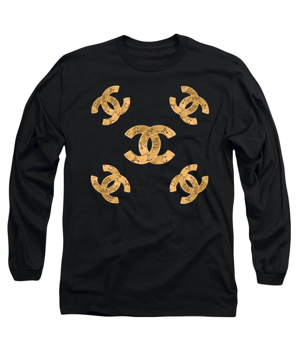 Coco Chanel Long Sleeve T-Shirts