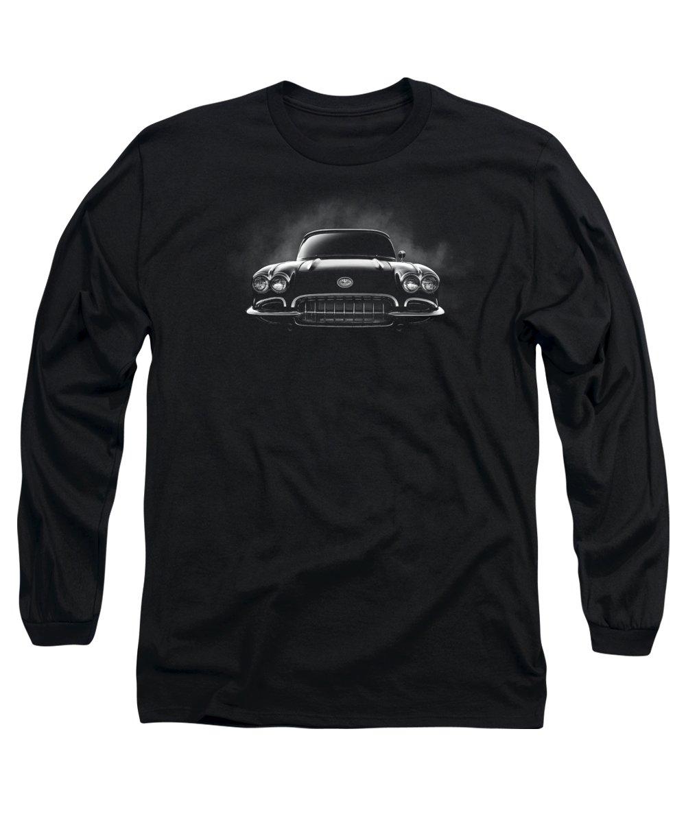 Sports Car Long Sleeve T-Shirts