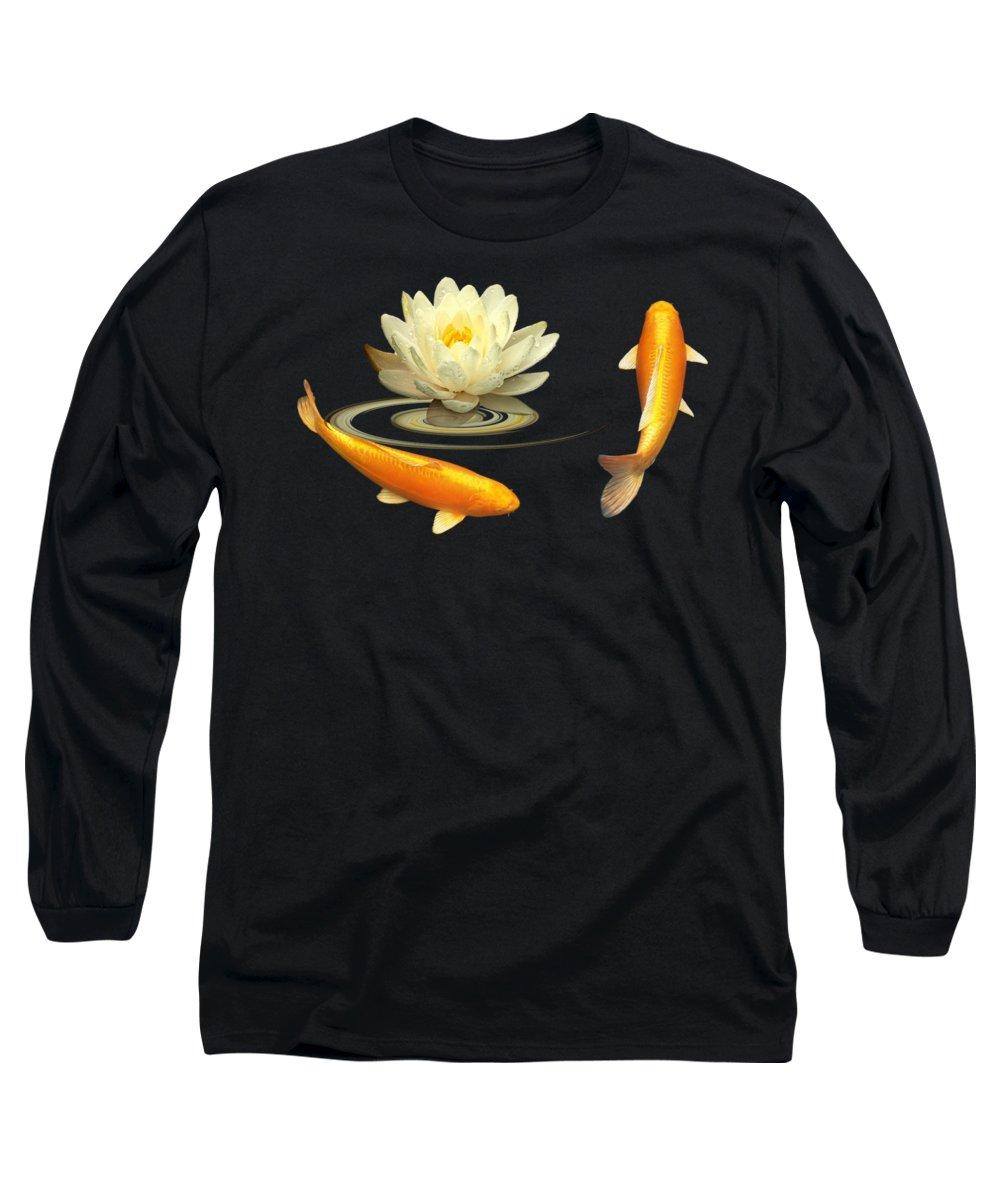 Golden Circle Photographs Long Sleeve T-Shirts