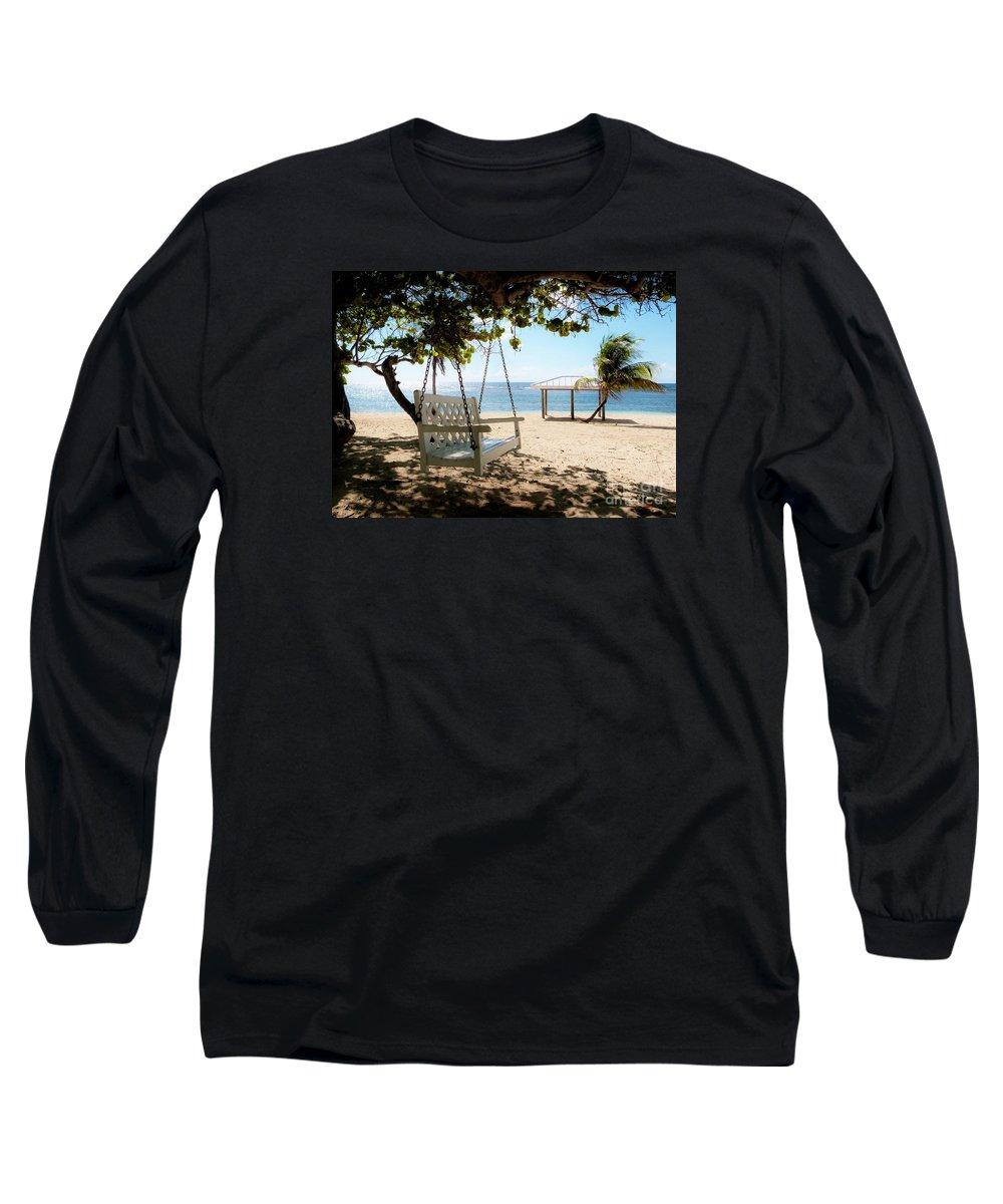 Cayman Islands Long Sleeve Shirt