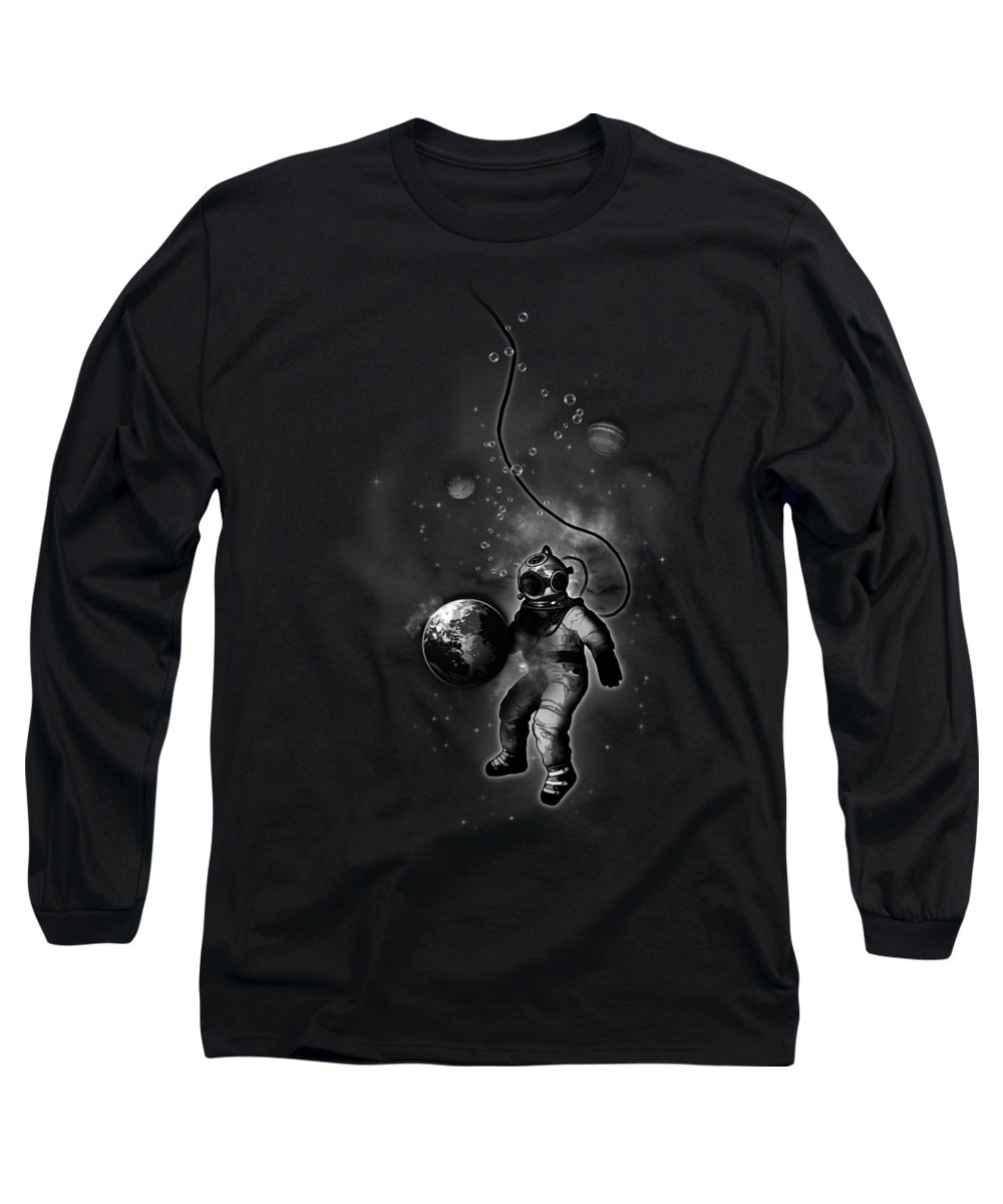 Planets Long Sleeve T-Shirts