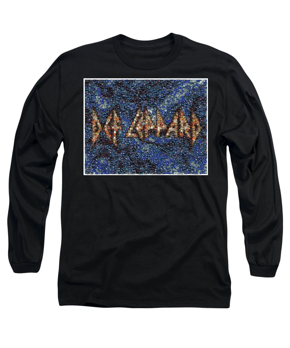 Def Leppard Long Sleeve T-Shirts