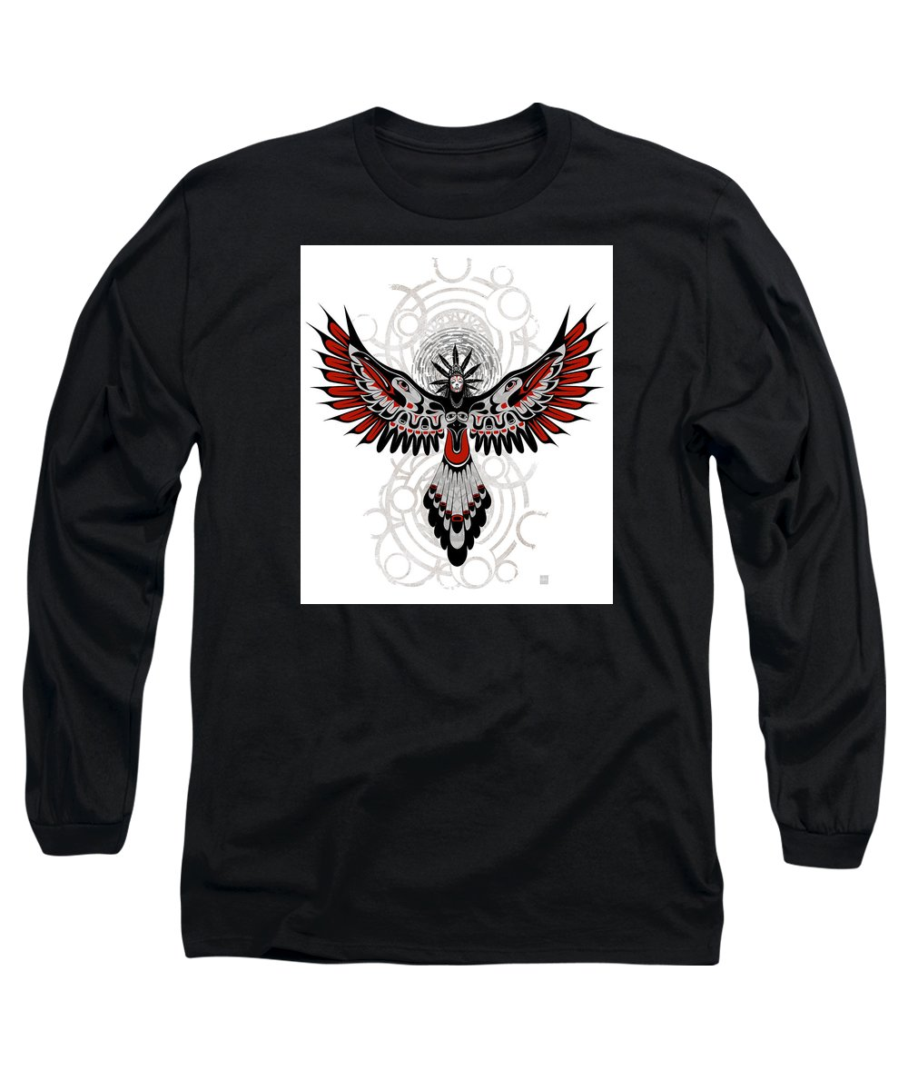 Shamanism Paintings Long Sleeve T-Shirts